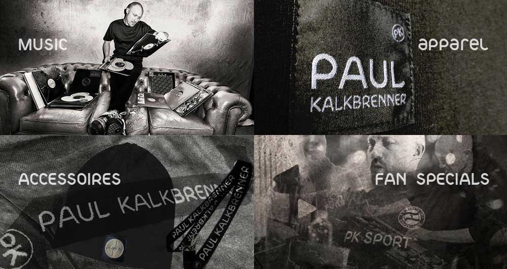 Paul Kalkbrenner Shop